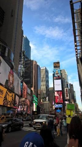 Eget foto: New York