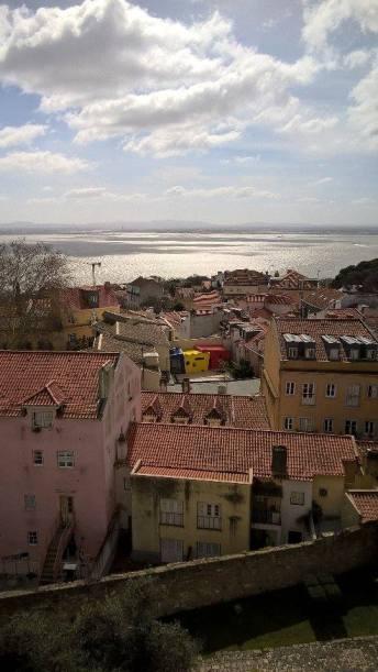 Eget foto: Lissabon